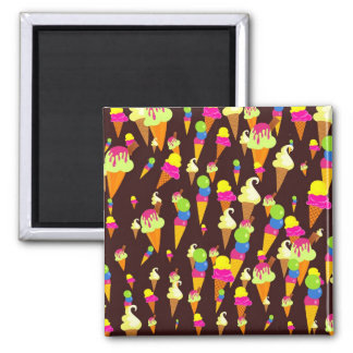 Ice Wallpaper Magnet