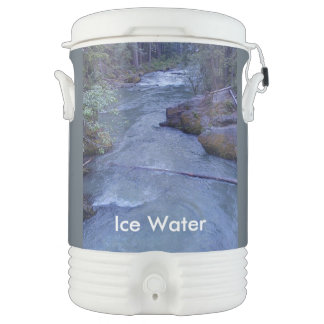 Ice Water Cooler