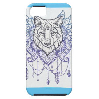 ICE WOLF IPHONE 5S CASE FOR THE iPhone 5