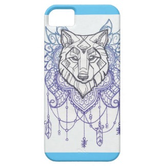 ICE WOLF IPHONE 5S iPhone 5 CASE