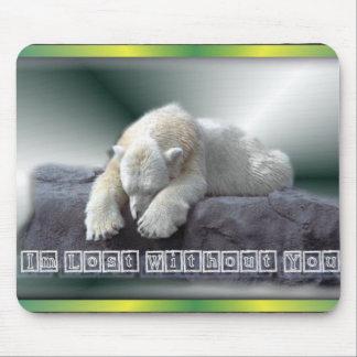 Icebaer Mouse Pad