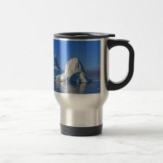 iceberg-471549 iceberg water sea mirroring natural travel mug