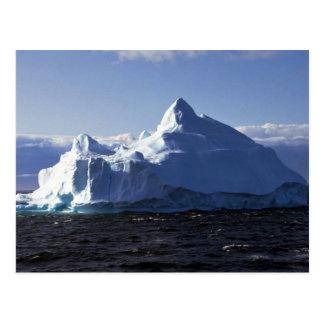 Iceberg, Antarctica Postcard