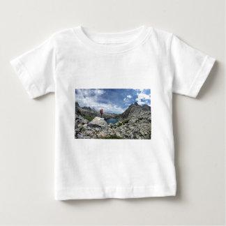 Iceberg Lake - Ansel Adams Wilderness - Sierra Baby T-Shirt