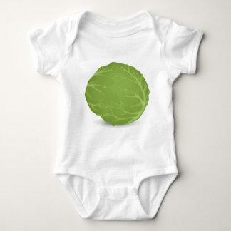 Iceberg Lettuce Baby Bodysuit