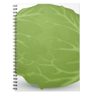 Iceberg Lettuce Notebooks