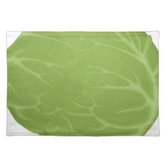 Iceberg Lettuce Placemat