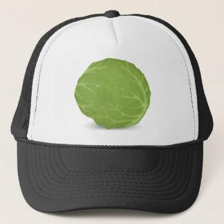 Iceberg Lettuce Trucker Hat