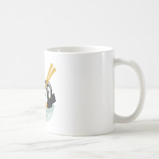 Iceberg Penguin Dumplings Coffee Mug