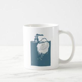 Iceberg Viking Coffee Mug