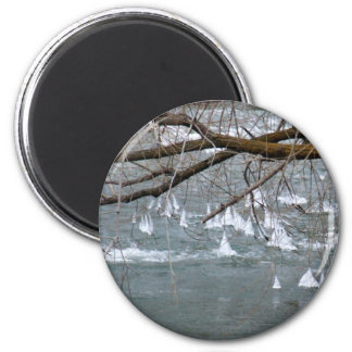 IceBoats Magnet