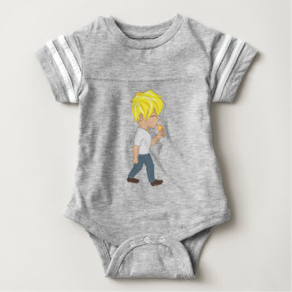 iceBoy Baby Bodysuit