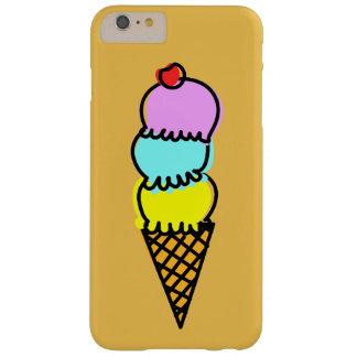 Icecream Barely There iPhone 6 Plus Case