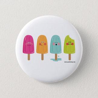 icecream buttom 2 inch round button