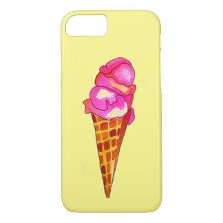 icecream gelato cute food art iPhone 8/7 case