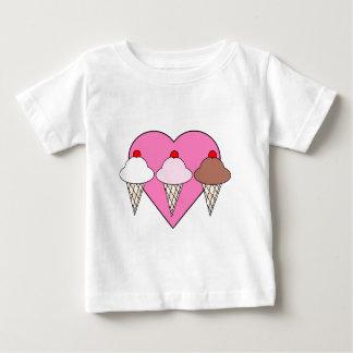 icecream love baby T-Shirt