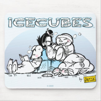 ICECUBES the mouse pad! Mouse Pad