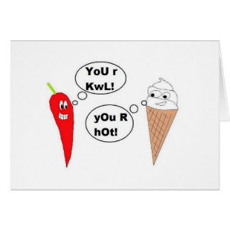 Iced Chilli card 2