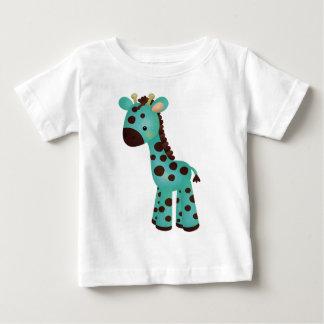Iced Giraffe Baby T-Shirt