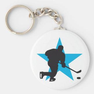 icehockey keychain