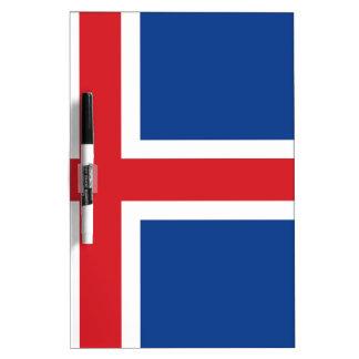 Iceland.ai Dry Erase Board