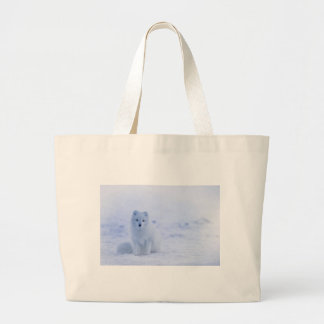 iceland animals power white large tote bag