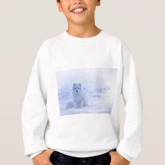 iceland animals power white sweatshirt