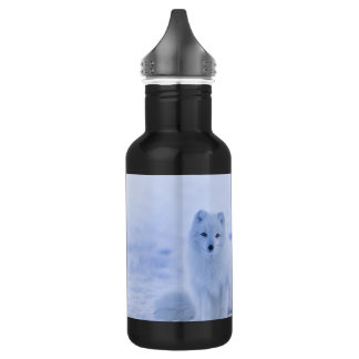 Iceland Arctic Fox 532 Ml Water Bottle