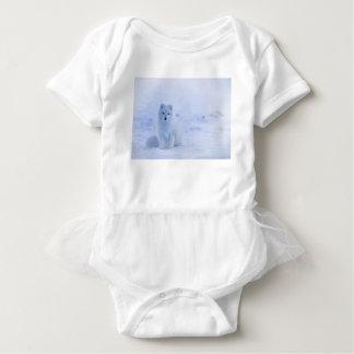 Iceland Arctic Fox Baby Bodysuit
