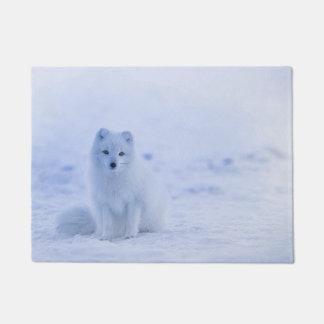 Iceland Arctic Fox Doormat