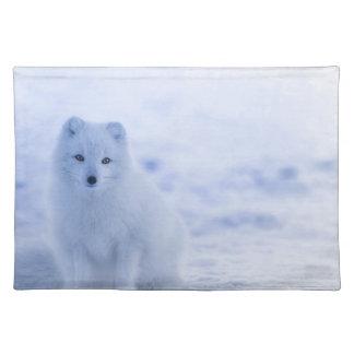 Iceland Arctic Fox Placemat