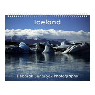 Iceland Calendar 2015