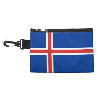 Iceland Flag Accessory Bag