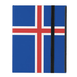 Iceland Flag Cases For iPad