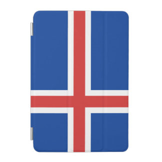 Iceland Flag iPad Mini Cover