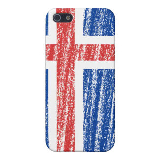 Iceland Flag iPhone 5/5S Covers