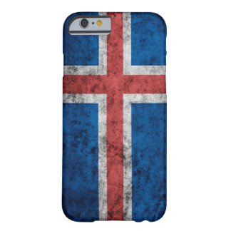 Iceland Flag iPhone 6/6s Cover