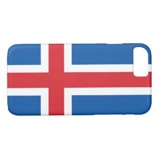 ICELAND FLAG iPhone 7 CASE