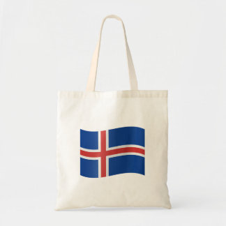 Iceland Flag Tote Bag