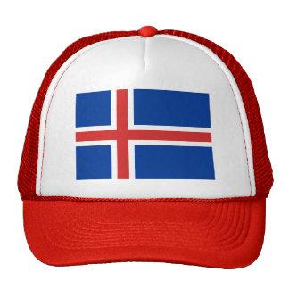 Iceland Flag Trucker Hat