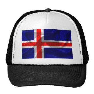 iceland-Flag Trucker Hat