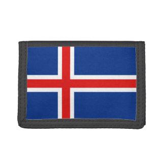 Iceland Flag Wallet