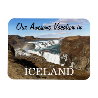 Iceland Flexi Magnet
