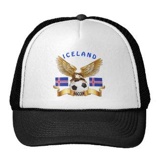 Iceland Football Designs Trucker Hat