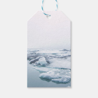 Iceland Glaciers - White Gift Tags