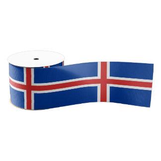 Iceland Grosgrain Ribbon