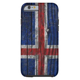 Iceland grunge flag tough iPhone 6 case