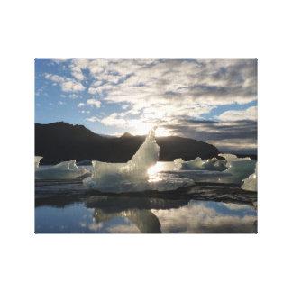 Iceland Iceberg print