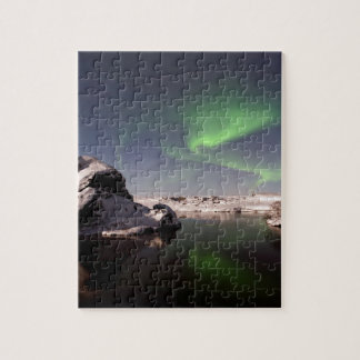 Iceland in Winter Jigsaw Puzzle