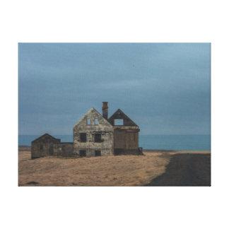 Iceland Landcape on Canvas